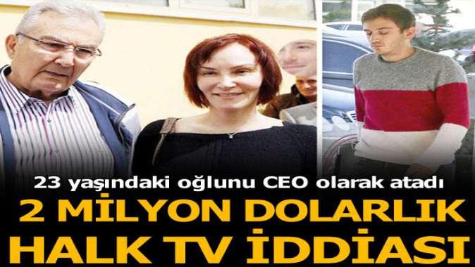 2 milyon dolarlık Halk TV bombası!