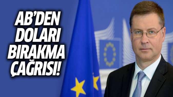 ABden dolara karşı euro hamlesi geldi!