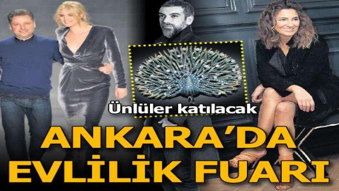 Ankara'da evlilik fuarı
