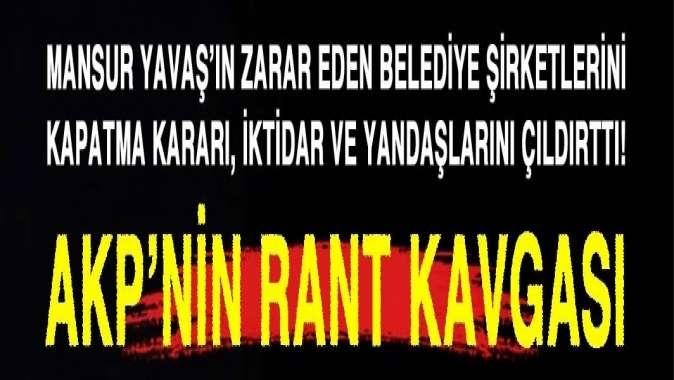 Ankarada AKPli Meclis üyeleri kavga çıkardı