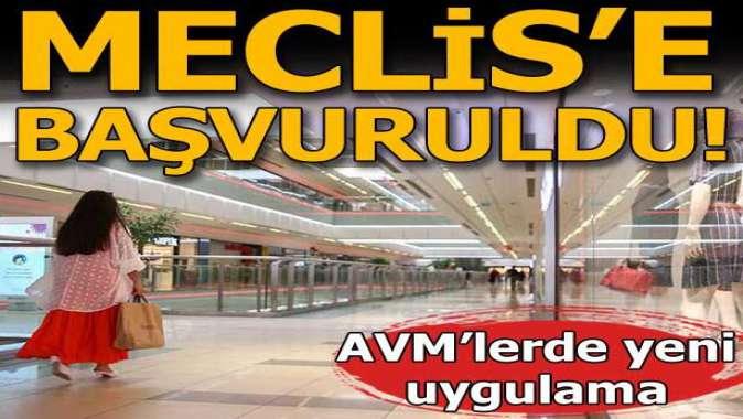 AVM'lerde ticari 'kira' tartışması