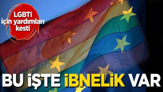 Avrupa Birliği ibnelik peşinde!