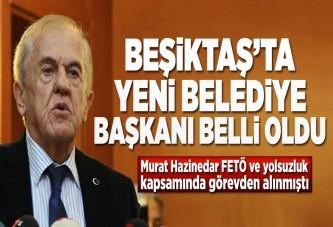 Beşiktaş Belediye Başkanı Tahir Doğaç oldu.