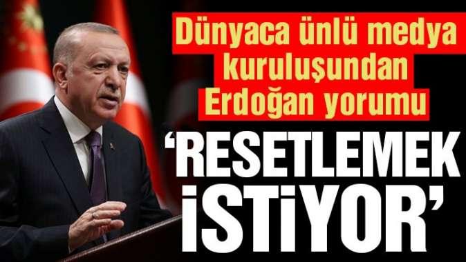 Bloomberg'den Türkiye yorumu: Bölgesel resetleme gündemde