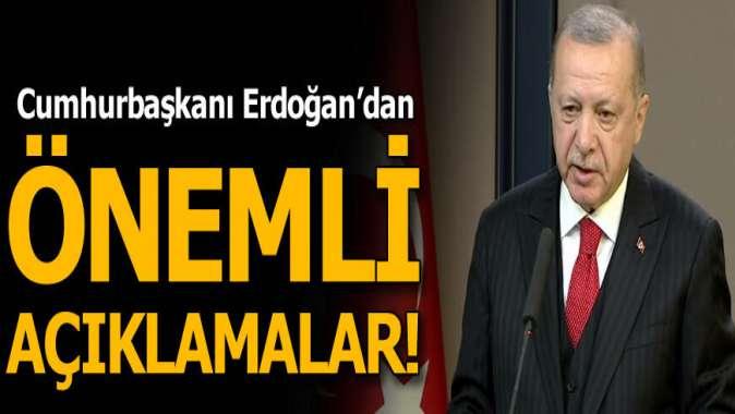Cumhurbaşkanı Erdoğandan Macaristan ziyareti öncesi önemli açıklamalar