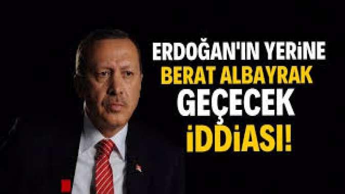 Erdoğan görevi bırakıyor! İşte yerine geçecek isim