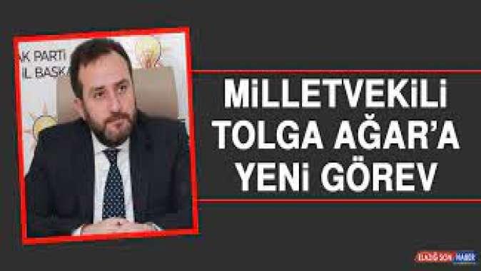 """Erdoğan için """"Allah gibi"""" diyen Ağar'a yeni görev"""