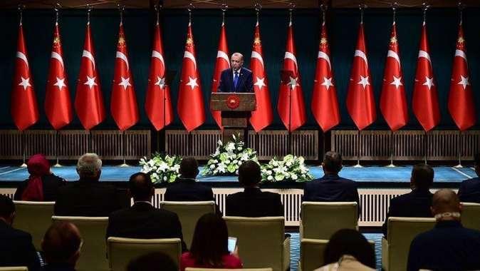Erdoğan yüz yüze eğitimin tarihini açıkladı
