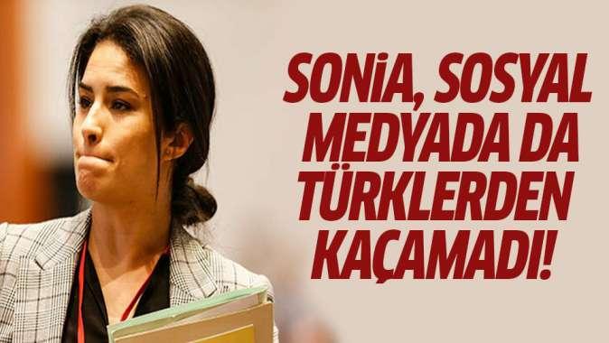 Fransız parlamenter Twitterda da Türklerden kaçamadı