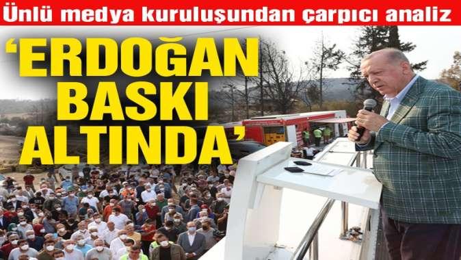 FT: Erdoğan baskı altında