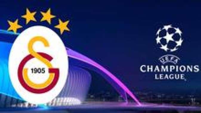 Galatasarayın Şampiyonlar Ligindeki muhtemel rakipleri!