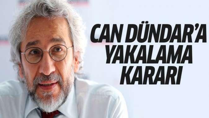 Gezi Parkı soruşturmasında Can Dündara yakalama kararı çıktı