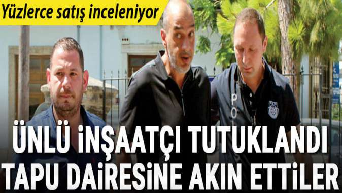 Girne'de rezidans vurgunu
