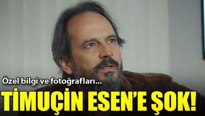Hekimoğlu'nun yıldızı Timuçin Esen'e şok! Özel bilgi ve fotoğrafları...