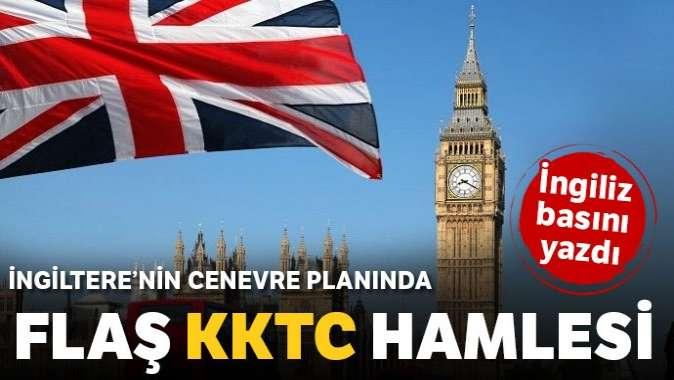 İngiliz medyasından KKTC iddiası: Resmen tanıyacaklar