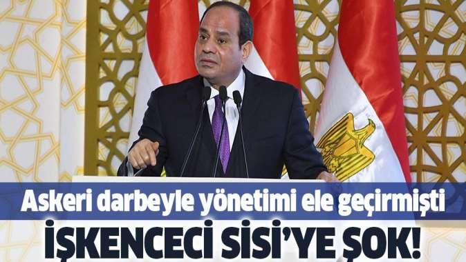 İngiltere'de darbeci Sisi hakkında tutuklanma emri çıkarılması istendi.