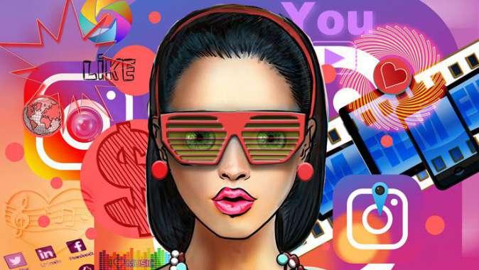 Instagram gerçeklikten koparıyor