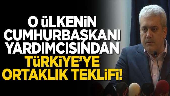 İran Cumhurbaşkanı Yardımcısı Sattari'den Türkiye'ye ABD'ye karşı ortaklık teklifi!