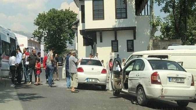 Kahramanmaraş'ta feci kaza! 13 yaralı