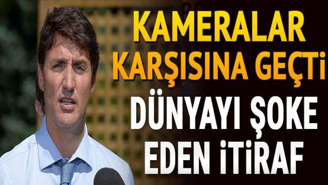 Kanada Başbakanı Trudeau etik kuralları çiğnediğini itiraf etti