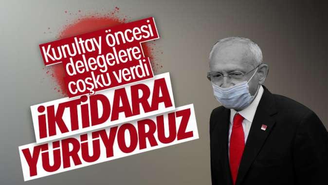 Kılıçdaroğlu: CHP'yi karıştırmak istiyorlar