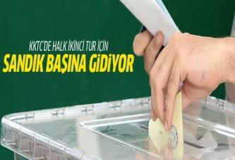 KKTC'de seçim heyecanı!