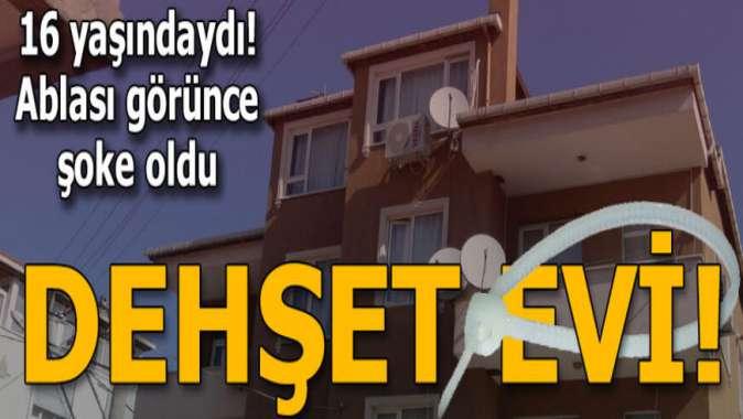 Korkunç cinayet! Gürcü genç plastik kelepçelerle öldürüldü