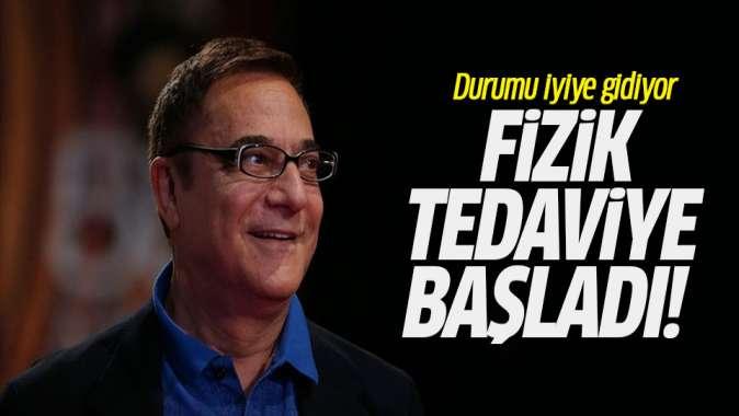 Mehmet Ali Erbil fizik tedaviye başladı