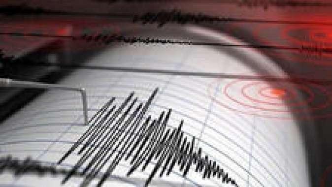 Muğla'da peş peşe iki deprem