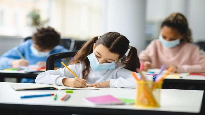 Öğrenciler tedirgin ve stresli