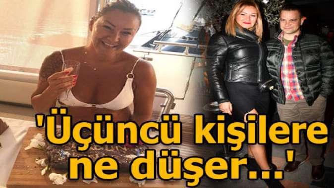 Pınar Altuğ: Üçüncü kişilere ne düşer bilirsiniz!