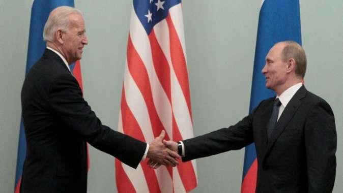 Putin'den flaş Biden açıklaması