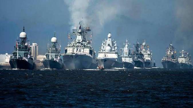 Rus savaş gemileri KKTC limanlarına mı geliyor?