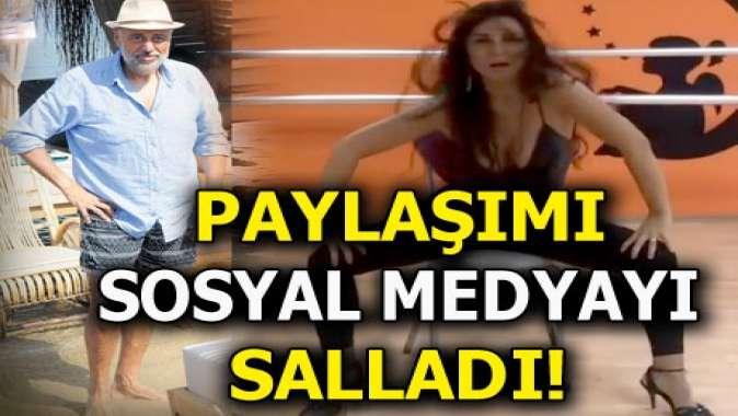 Selen Görgüzel'in paylaşımı sosyal medyayı salladı!