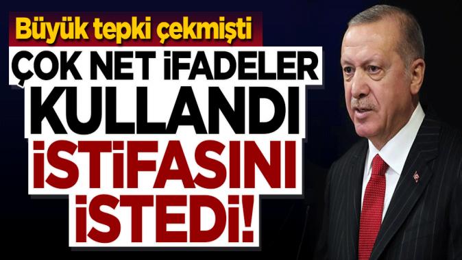 Selvi'den dikkat çeken yazı: Cumhurbaşkanı Erdoğan, Engin Yıldırım'ın istifasını istedi
