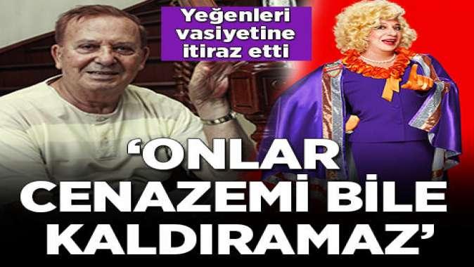 Seyfi Dursunoğlu'nun vasiyeti mahkemelik!