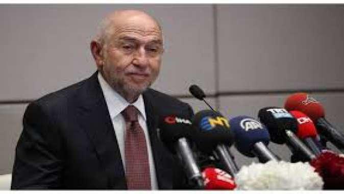 'TFF Başkanı Nihat Özdemir istifa edecek' iddiası