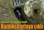 15 Temmuz Şehitler Tepesi'ndeki kazılarda Helenistik dönem mezar odası bulundu
