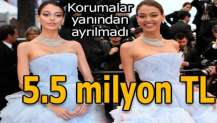5.5 milyonluk aksesuar