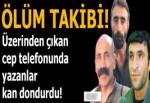 8.5 saat boyunca PKK'lılara ölüm takibi