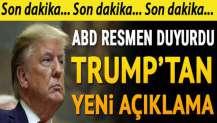 ABD, İngiliz vatandaşı 2 DEAŞ militanını gözetimine aldı! Trump'tan ilk açıklama