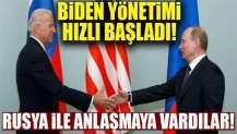 ABD ve Rusya'dan ortak anlaşma!