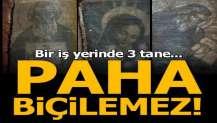 Adana'da 3 Tevrat ele geçirildi! 3 gözaltı