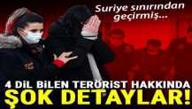 Adana'da yakalanan terörist hakkında şok detaylar