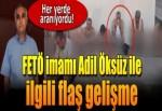 Adil Öksüz Sakarya sınırında iddiası