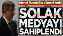 Ahmet Davutoğlu Sözcü'ye yeşil ışık yaktı