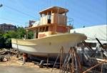 Ahşap tekne yapımı geleneğini dünyaya tanıtıyor