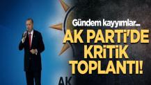 AK Parti'de kritik toplantı! Gündem kayyımlar...