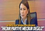 Ak Partili Çalık'tan koalisyon açıklaması