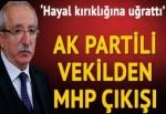 AK Partili Miroğlu: MHP ile işbirliğinin sahada güçlü bir karşılığını görmedik